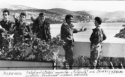 Dvadeset godina od obrane Šibenskog mosta