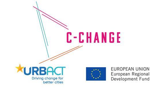 Objavljen Javni poziv za podnošenje prijava za dodjelu potpora u sklopu C – Change projekta -URBACT III program u 2019. i 2020. g.
