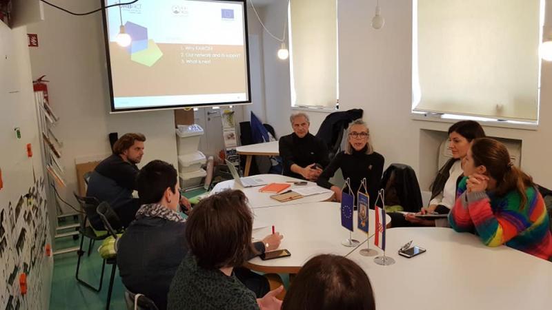 Posjet Lead Experta i Lead Partnera Šibeniku – drugi ULG sastanak