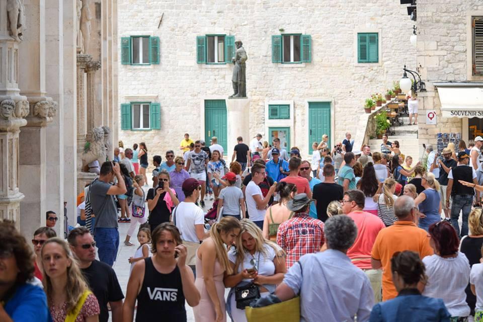 Istraživanje zadovoljstva građana utjecajem turizma na području grada Šibenika