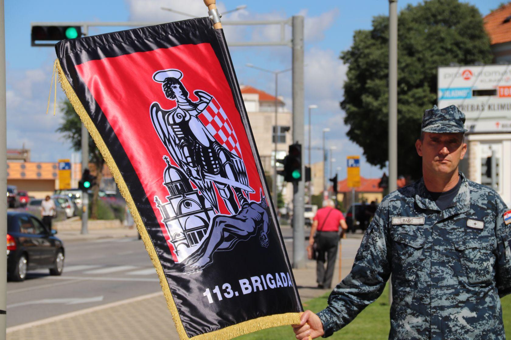 113. brigada HV obilježila 29. obljetnicu osnutka
