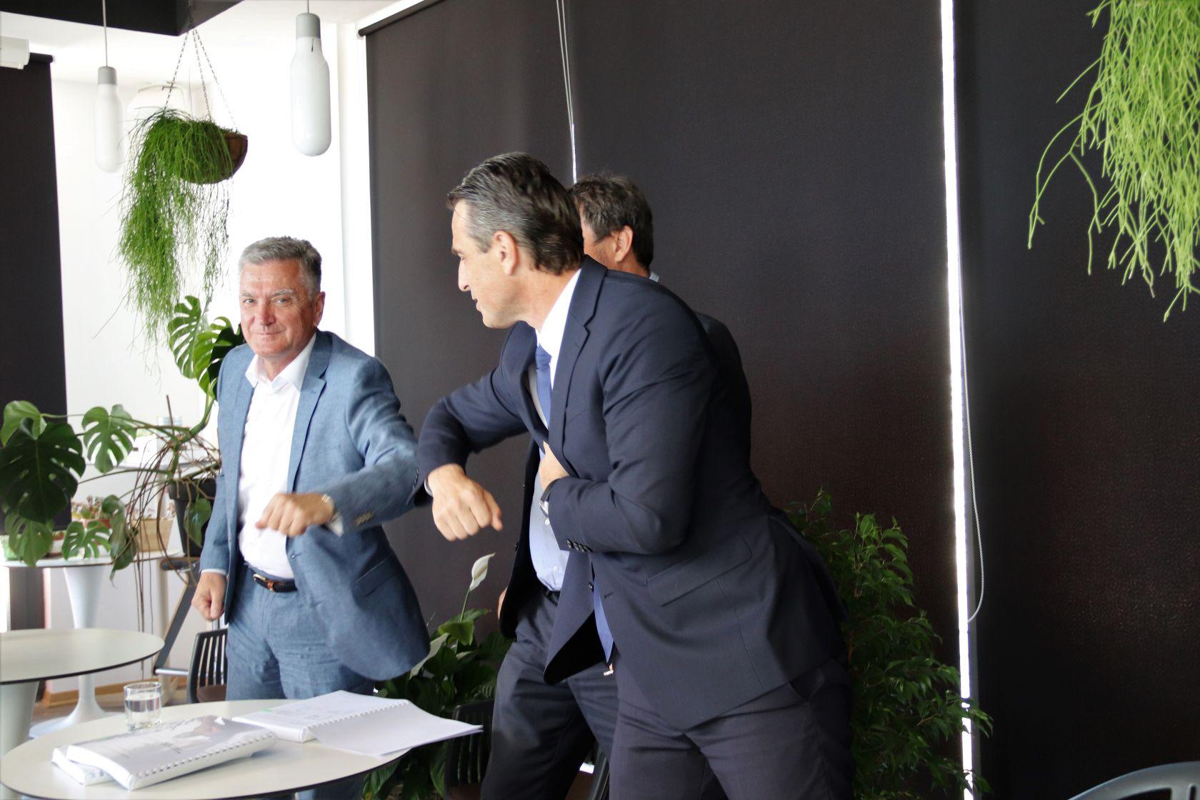Potpisan ugovor o realizaciji čvora Rokići