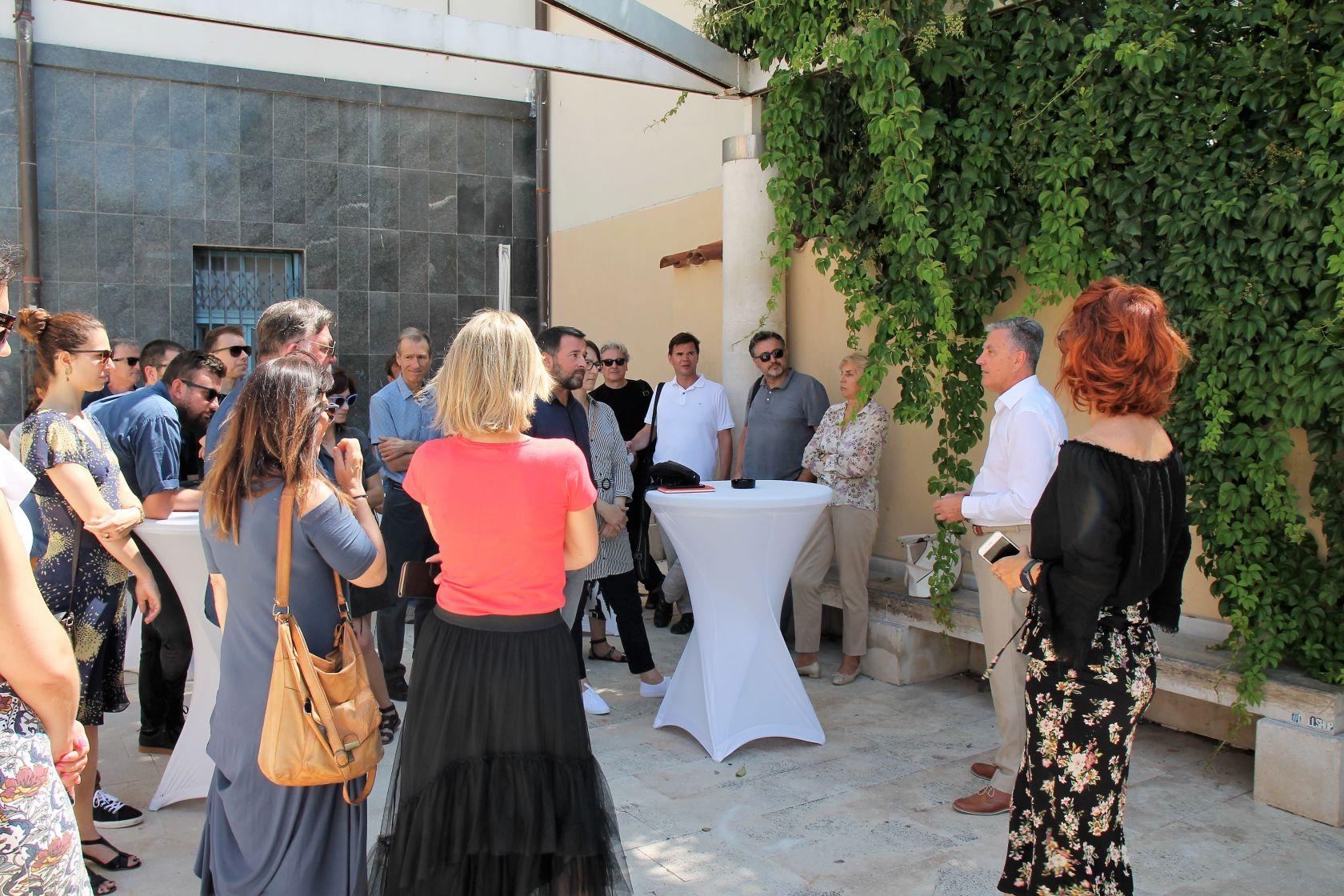 Gradonačelnik primio sudionike programa svečanog otvorenja Poljane