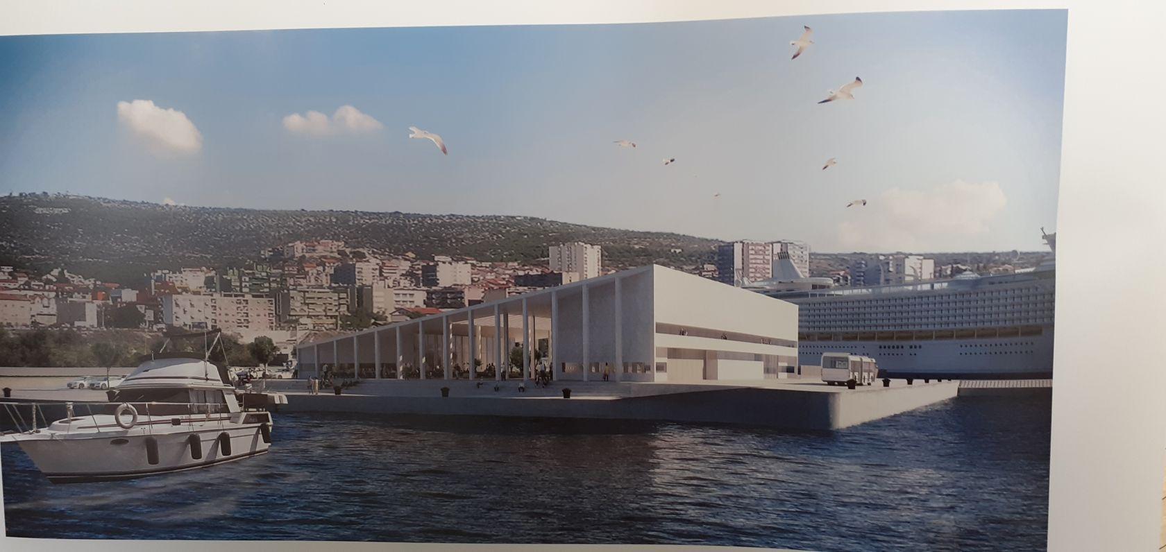 Šibenik dobiva pomorski terminal na gatu Vrulje vrijedan 62 milijuna kuna