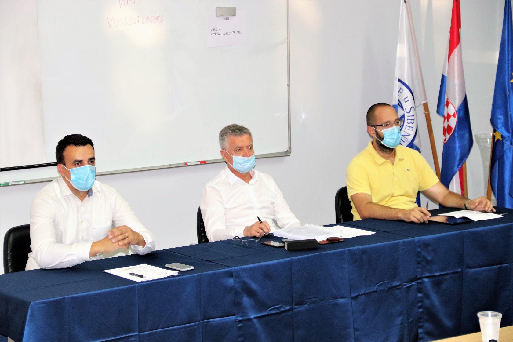 Održana 21. sjednica Gradskog vijeća grada Šibenika