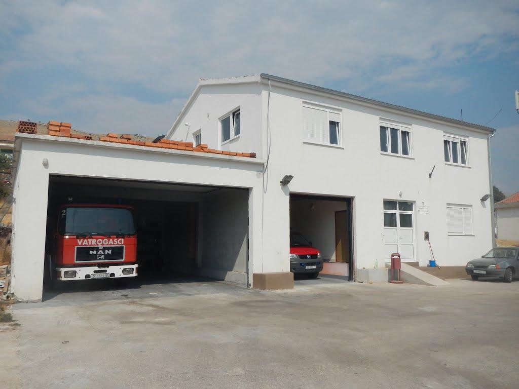 Objavljen poziv za rekonstrukciju vatrogasnog doma u Grebaštici
