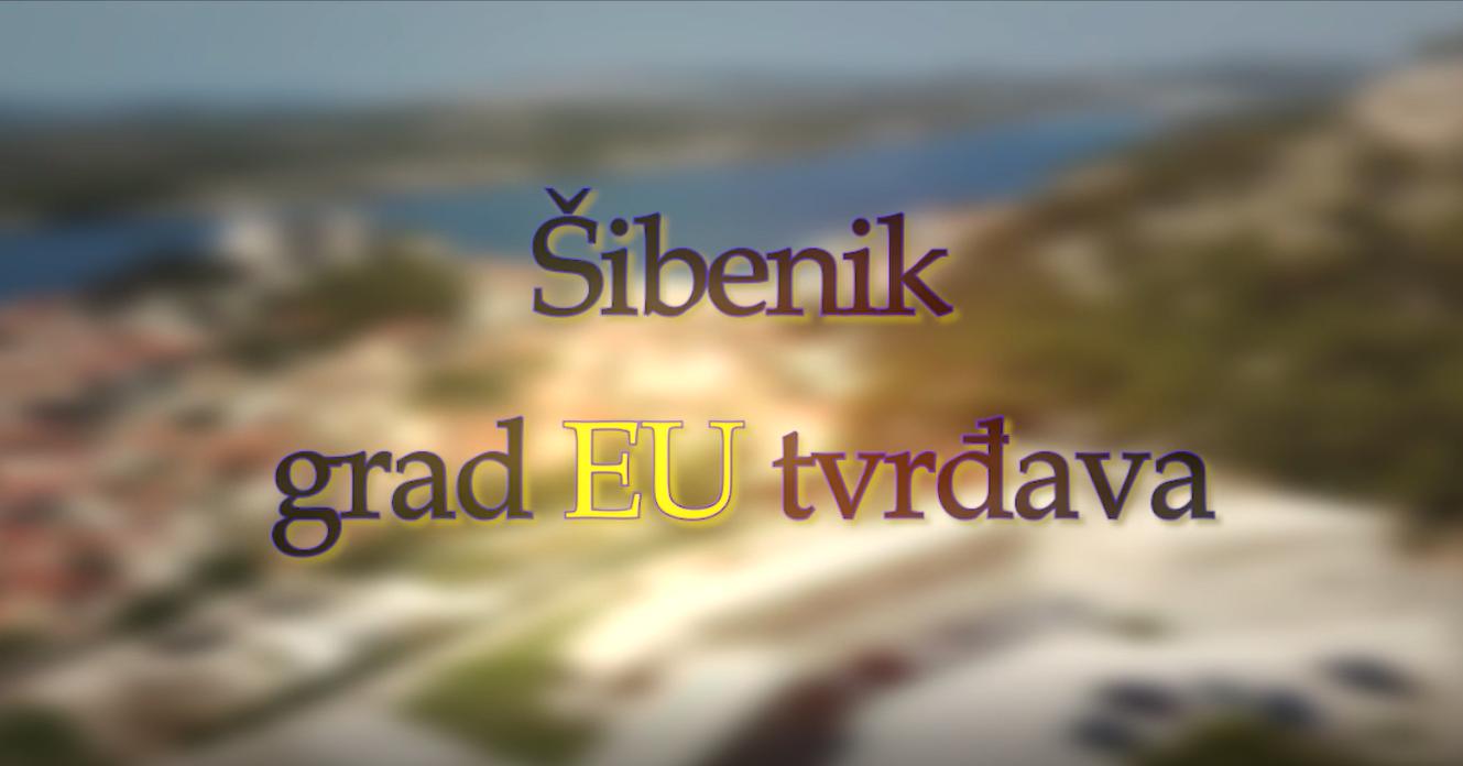 Europe Direct Šibenik snimio promotivni video o revitalizaciji šibenskih tvrđava