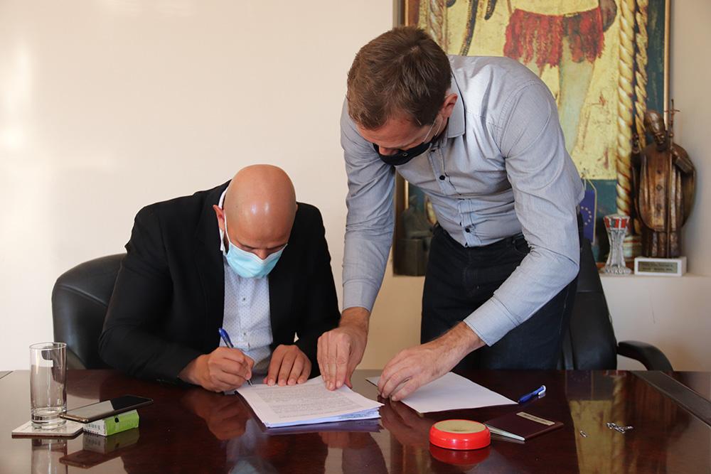 Potpisan Ugovor o prodaji i prijenosu dionica HNK Šibenik s.d.d.