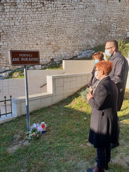 Obilježena godišnjica smrti Ane Rukavine
