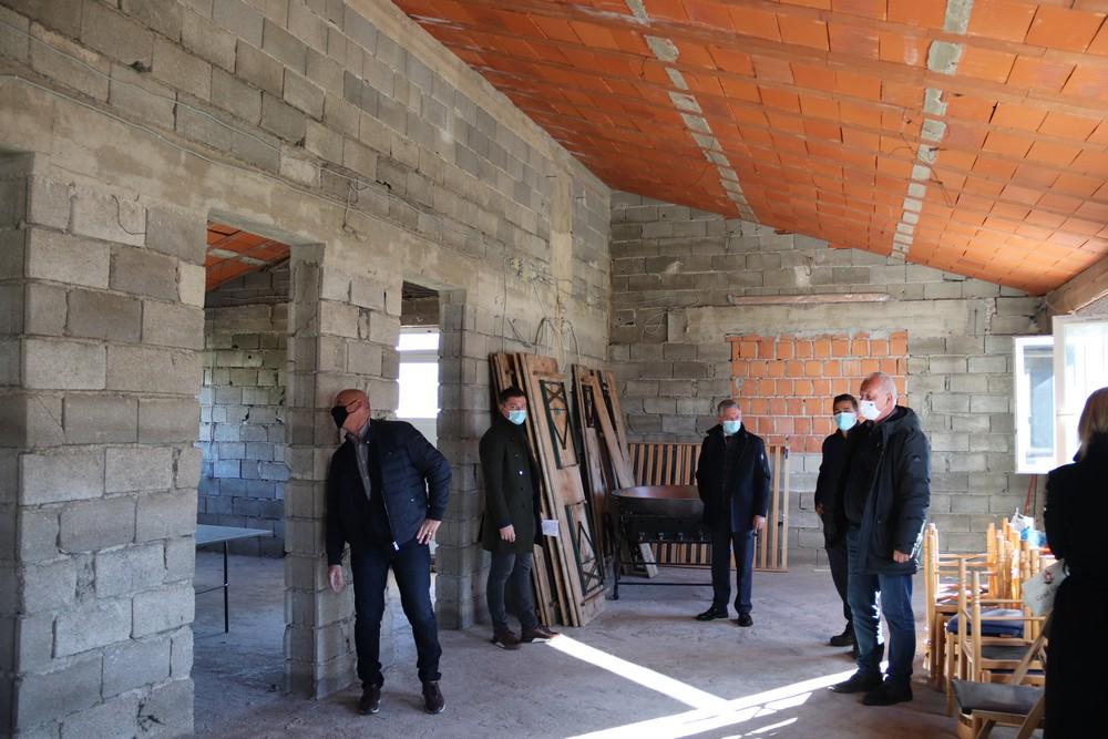Započinju radovi na rekonstrukciji vatrogasnog doma u Grebaštici