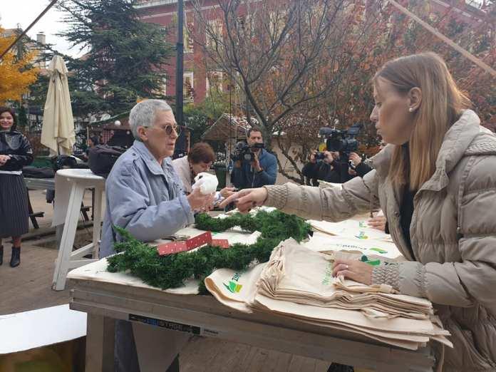 Akcija Zelenog grada u povodu Dana protiv plastičnih vrećica