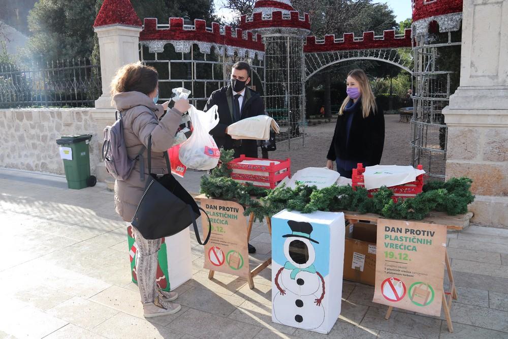 U Šibeniku obilježen Dan protiv plastičnih vrećica