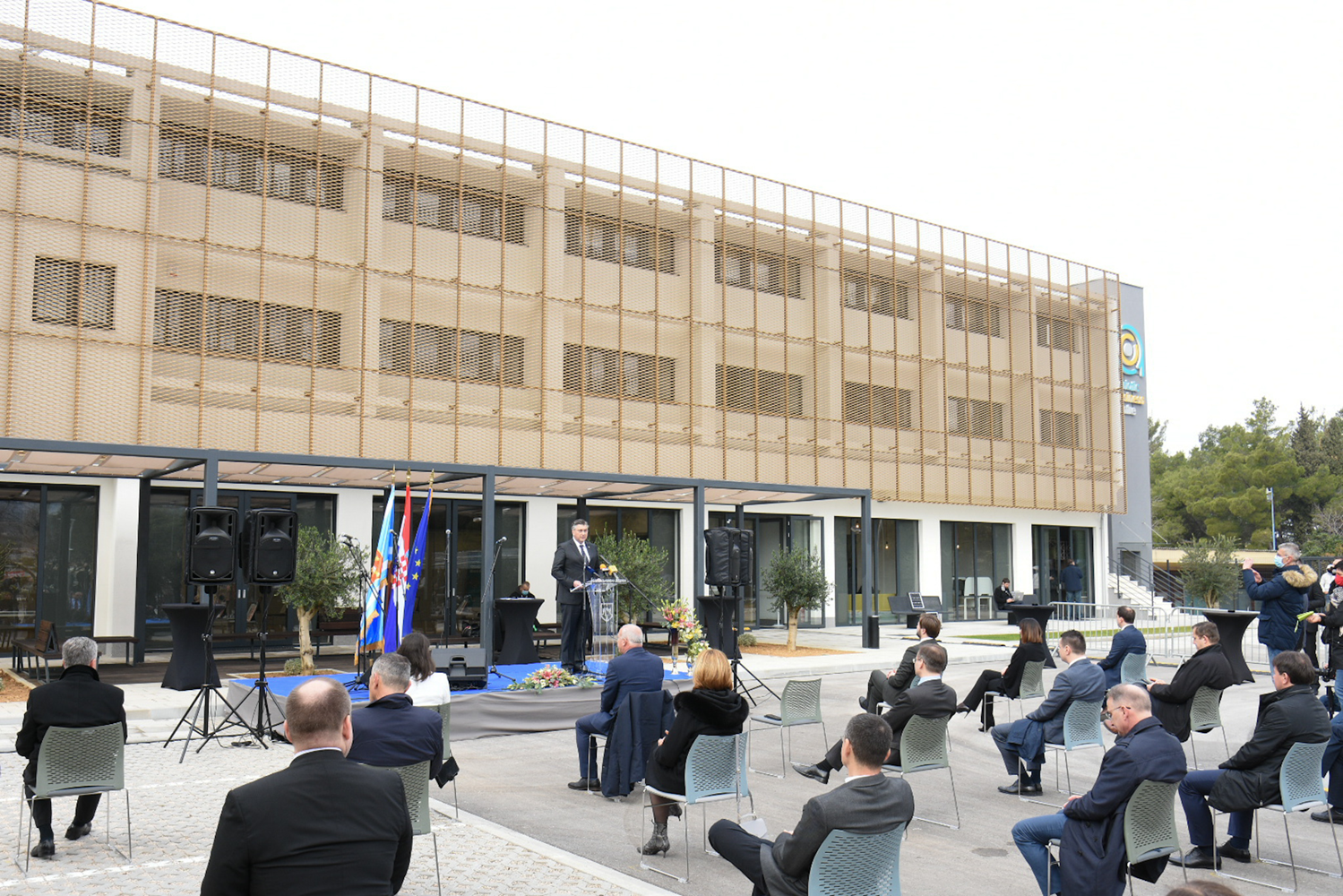 Svečano otvoren Adriatic Business centar