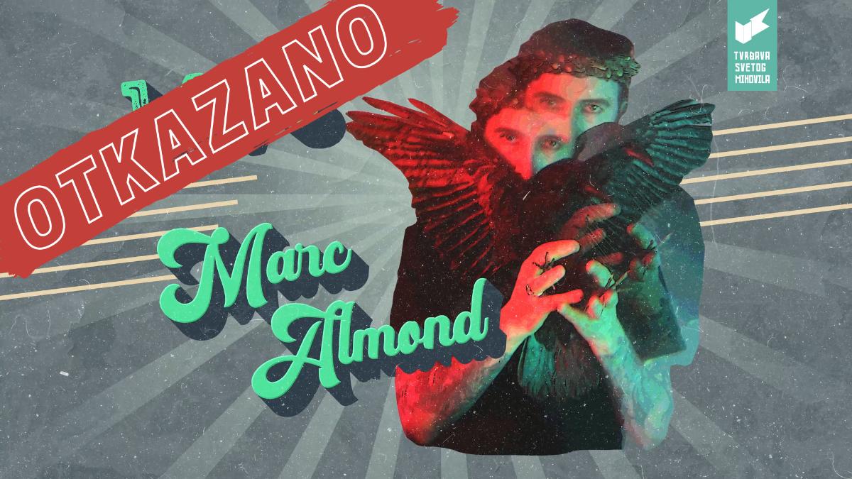 Otkazan koncert Marca Almonda na šibenskoj Tvrđavi sv. Mihovila