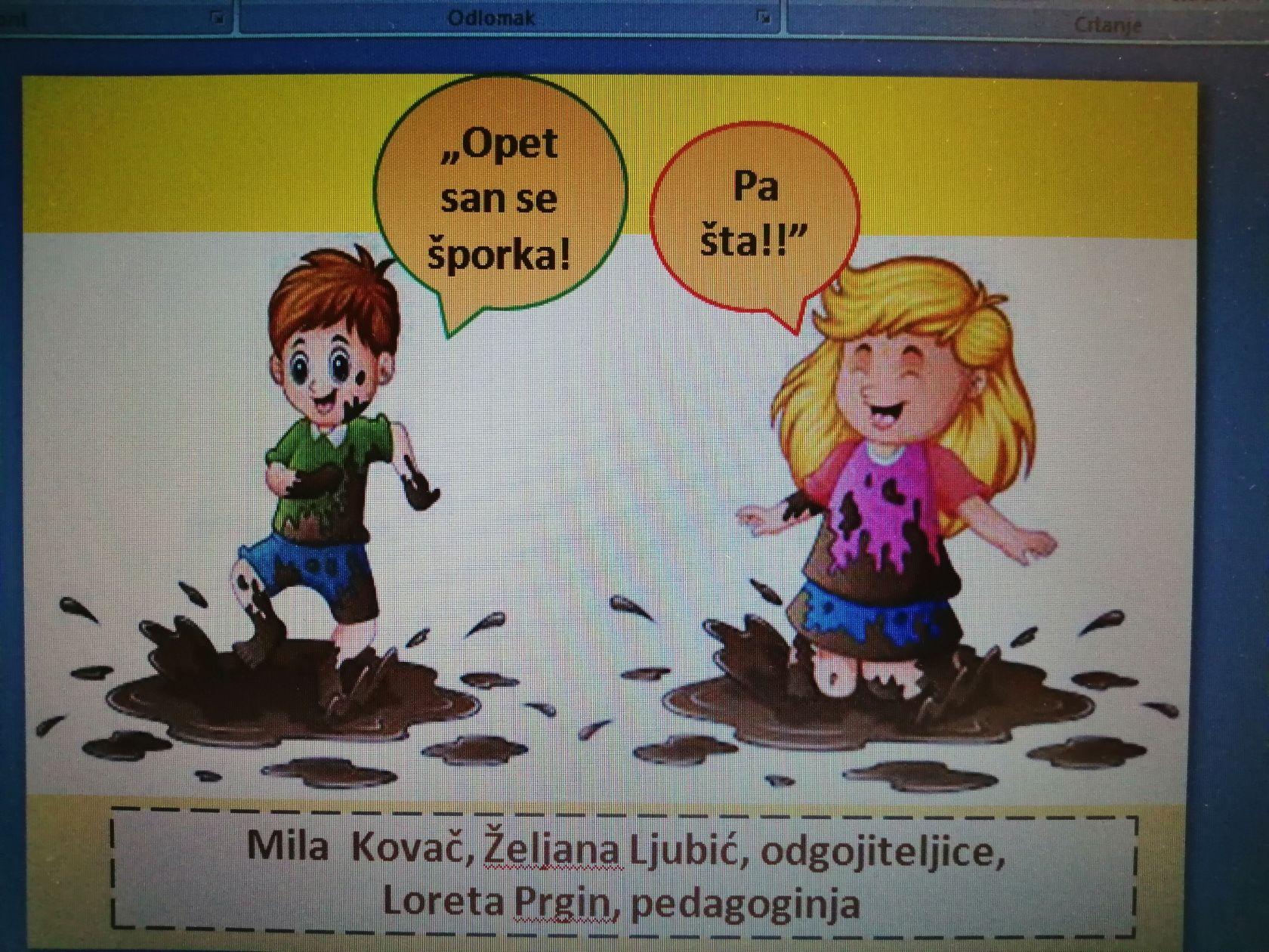 Dječji vrtić Smilje na međužupanijskoj Regionalnoj smotri projekata