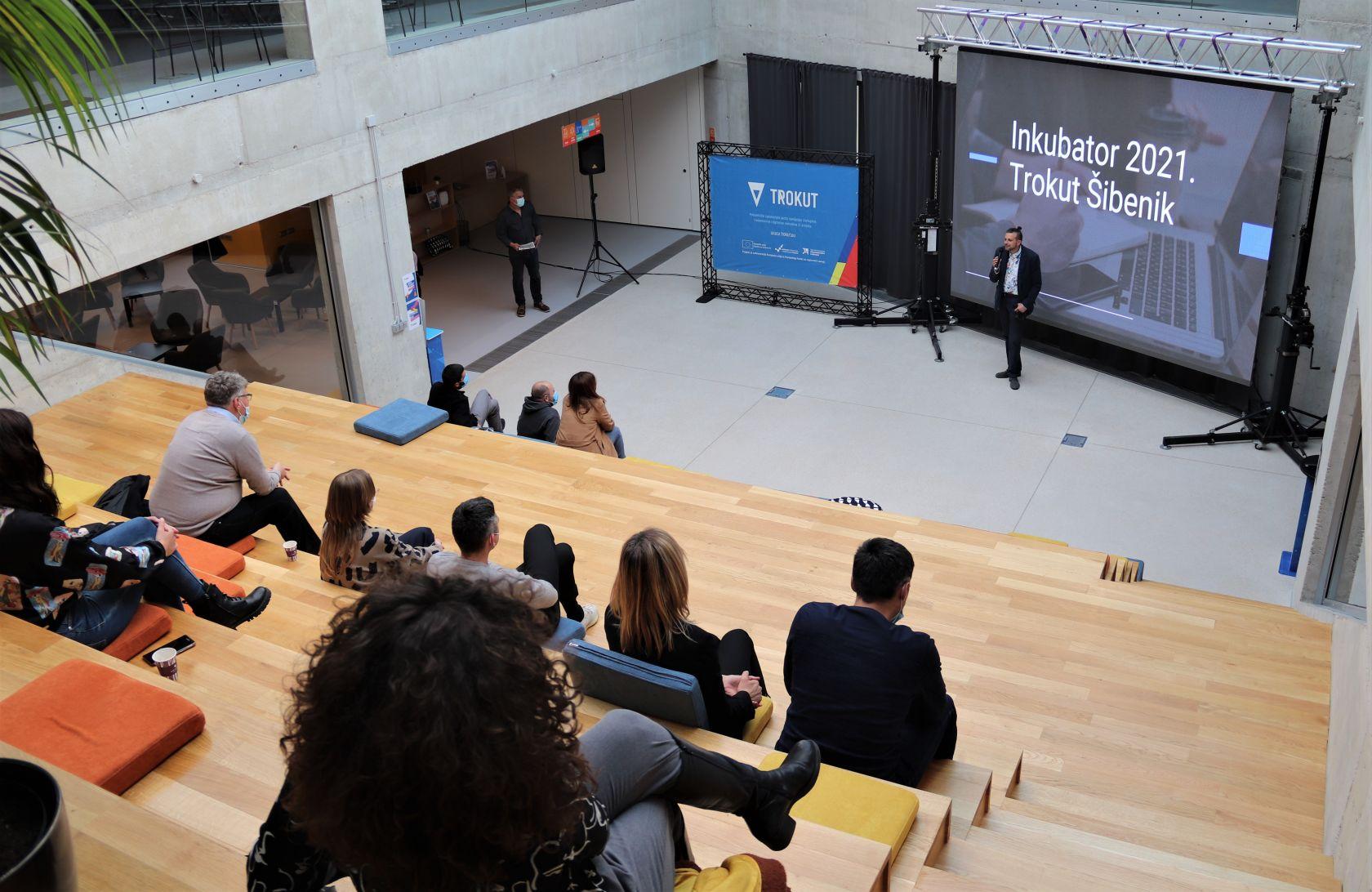 """""""Inkubator 2021"""":  Sedam poduzetnika u Trokutu  obučava se za proboj na tržište, a najbolje očekuju vrijedne novčane nagrade"""