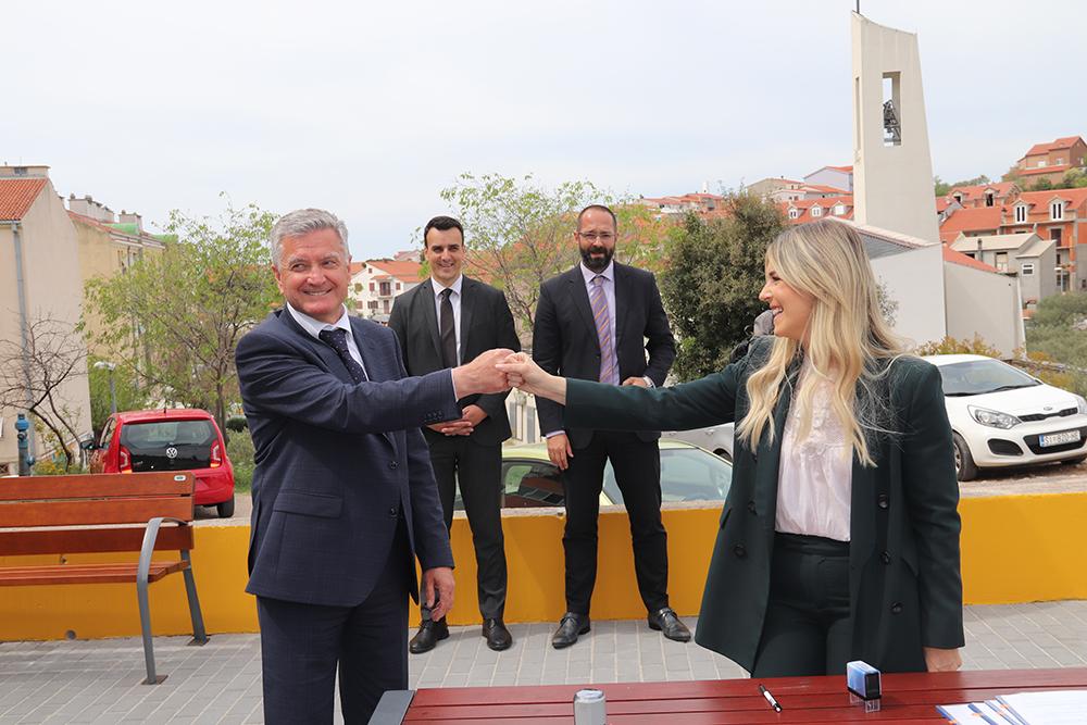 Započinju radovi na uređenju Ulice Put Gvozdenova na Meterizama