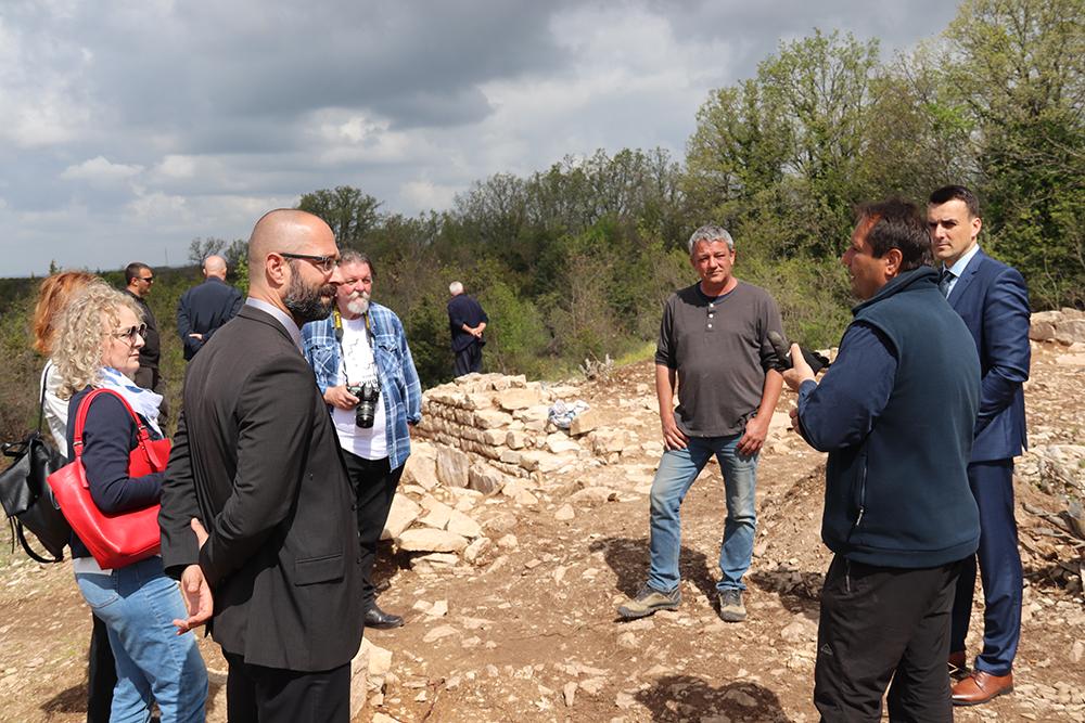 Arheološki lokalitet Mukoše u Gorišu obogatit će izletničku i turističku ponudu