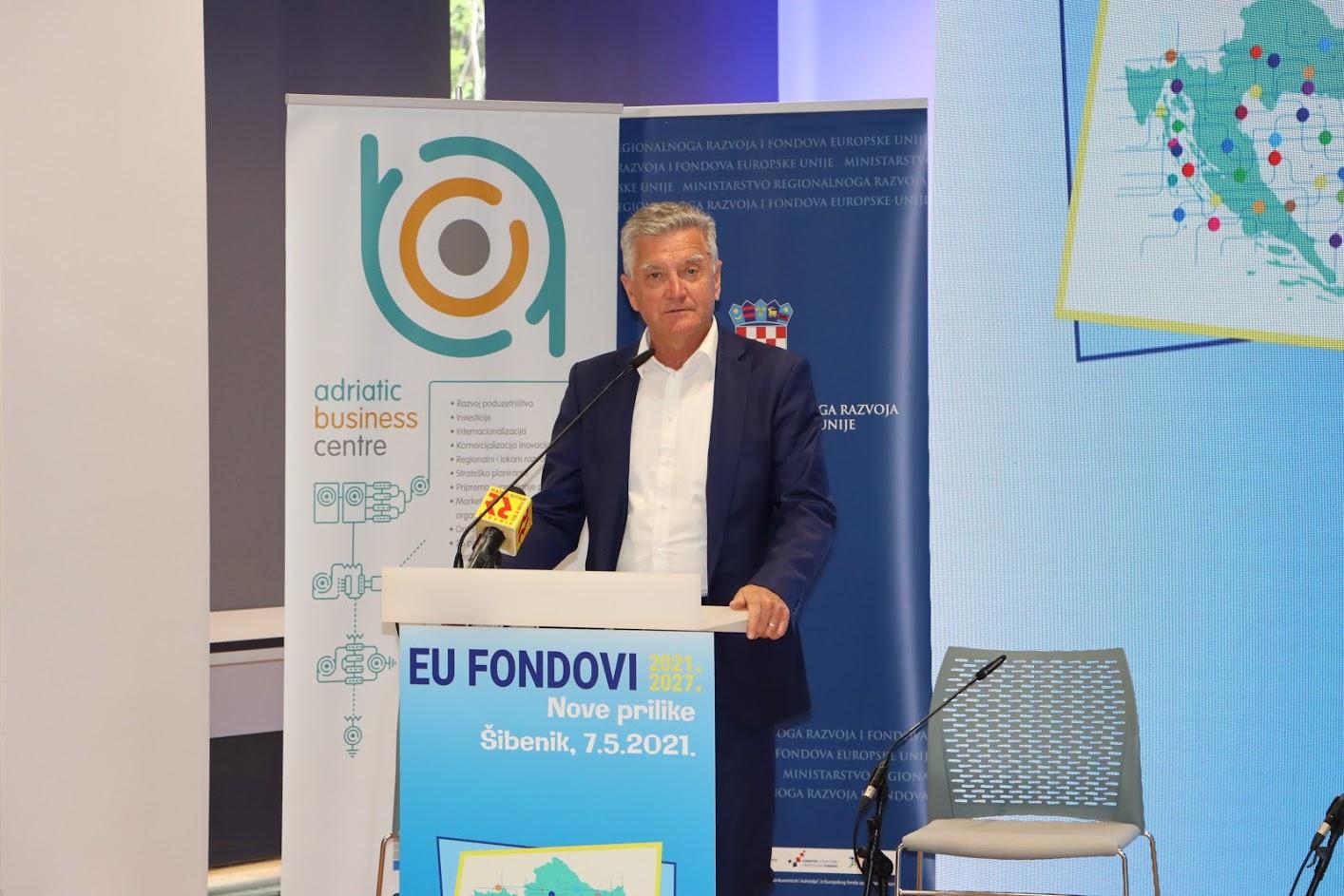 Novi šibenski projekti spremni za europsku financijsku potporu