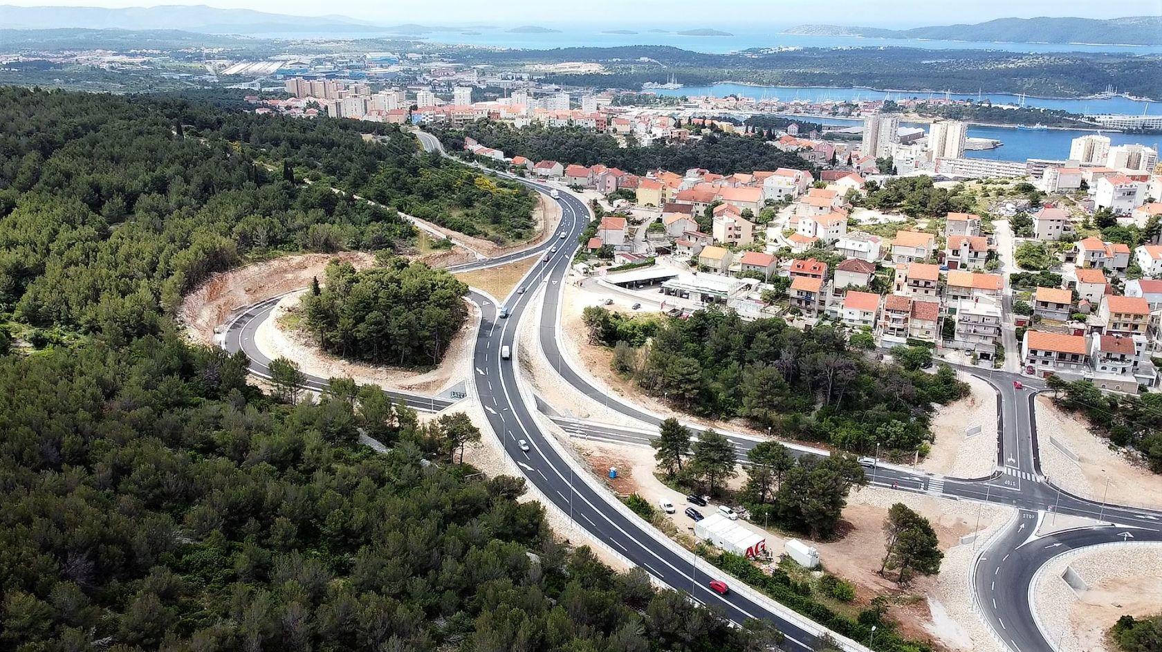 Rekonstruiran prometni čvor Rokići