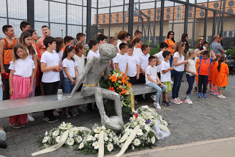 U Šibeniku obilježena 28. godišnjica smrti Dražena Petrovića