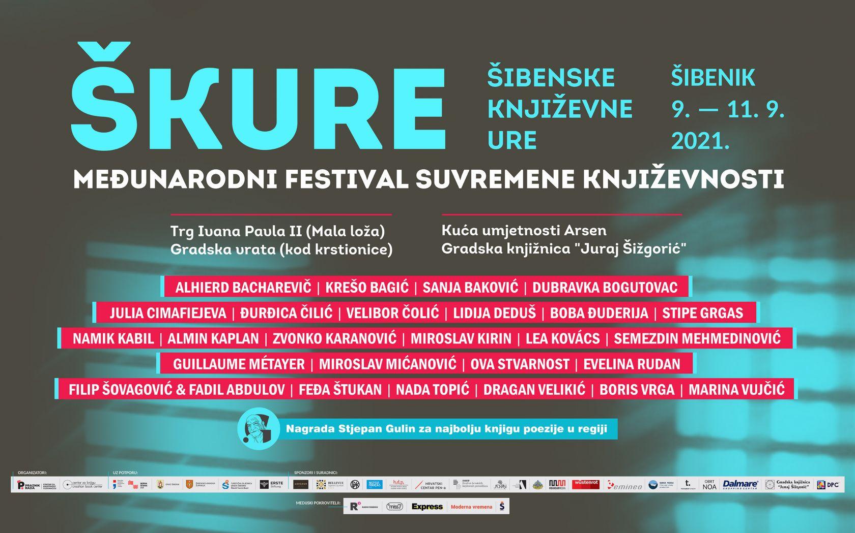 Objavljen program festivala ŠKURE