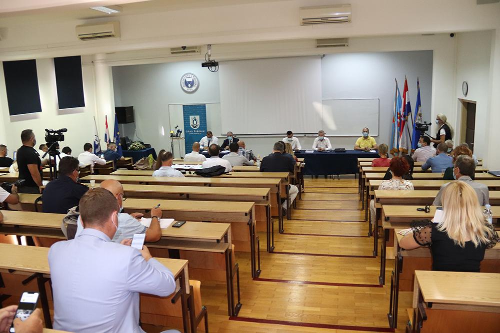 3. sjednica Gradskog vijeća Grada Šibenika