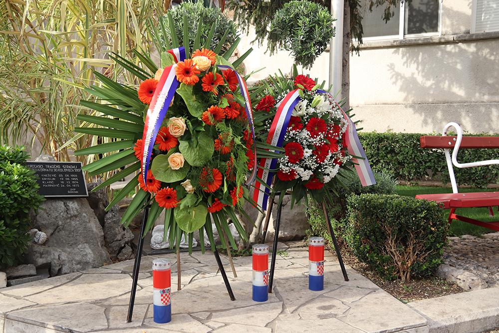 Sjećanje na  šibenske vatrogasce poginule na Jamnjaku