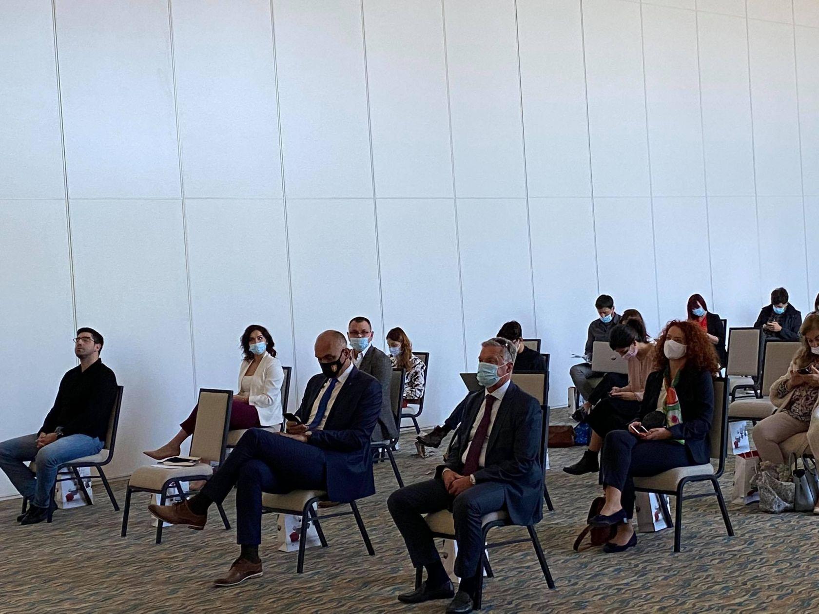 """U Solarisu otvorena međunarodna """"Investicijska konferencija Plavi rast"""""""