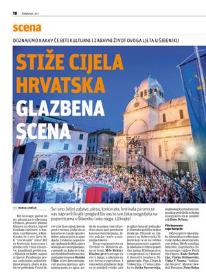 Stiže cijela hrvatska glazbena scena
