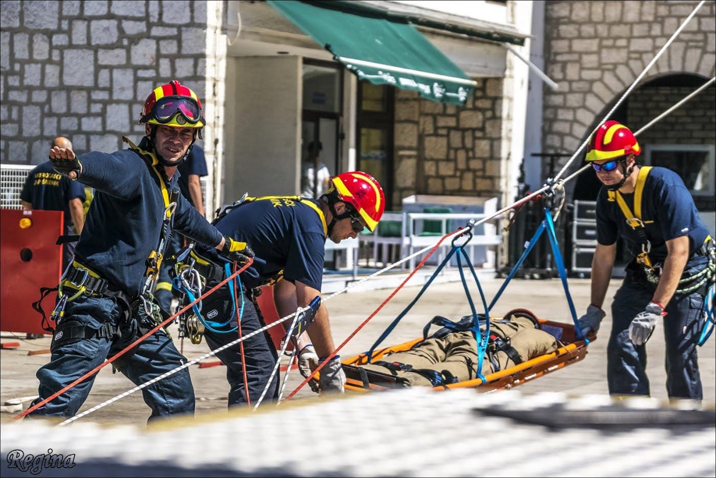 Javna vatrogasna postrojba grada Šibenika
