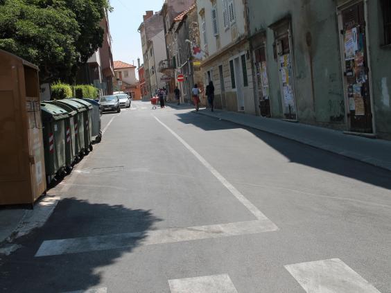 Uređenje ulice fra Stjepana Zlatovića
