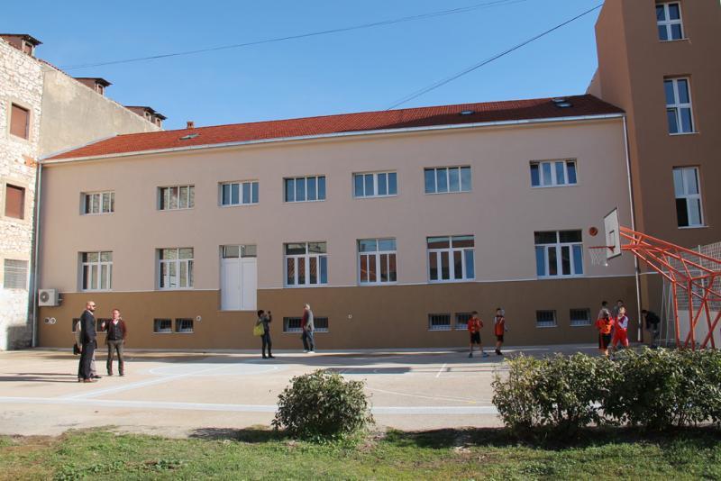 Obnova sportske dvorane Miminac