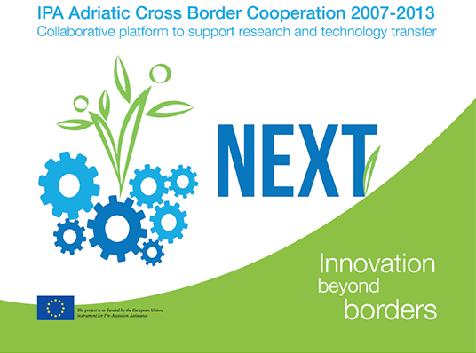 NEXT (Collaborative platform to support research and technology transfer)