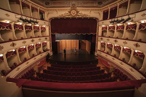 Obnova zgrade Hrvatskog narodnog kazališta u Šibeniku