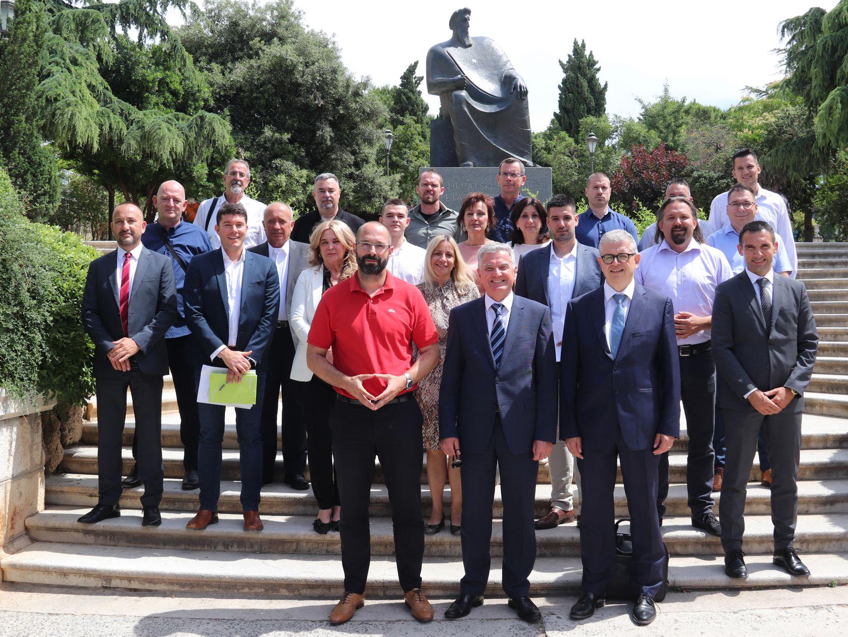 Sastav Gradskog vijeća